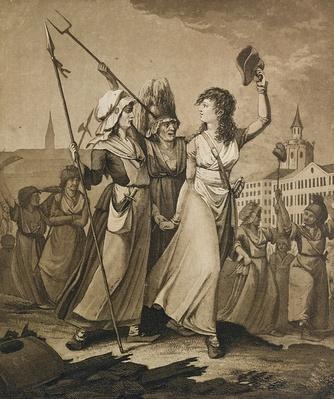 Fishwives of Paris, October 1789