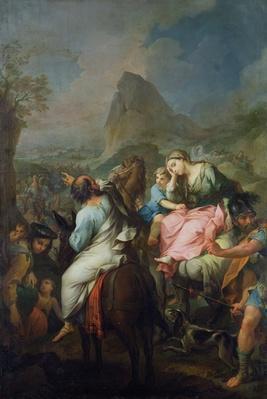 Captivity of the Israelites, 1733