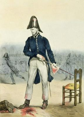 The Public Order also reigns in Paris, 1831