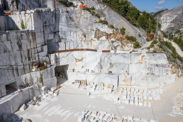 Carrara's Marble Quarry in Italy | Earth's Resources