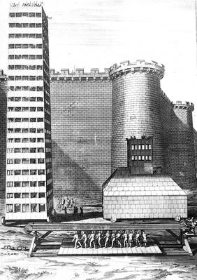The Brick Tower and Musculus at the Siege of Marseilles