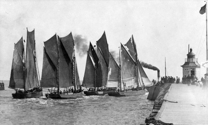 Regatta at Yarmouth