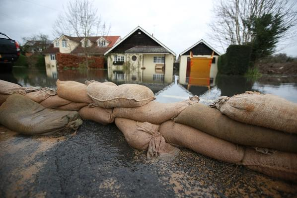 Flood Warnings Continue As More Rain Is Forecast Across England | Weather