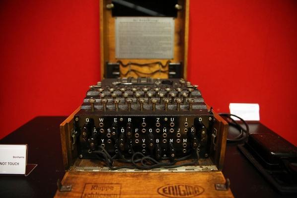 Handwritten Alan Turing Manuscript To Be Auctioned At Bonham's | World War II