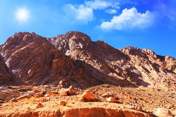 Mount Moses in Sinai, Egypt | World Religions: Judaism