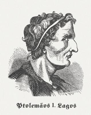 Ptolemy I | Pre-Industrial Revolution Inventors and Inventions