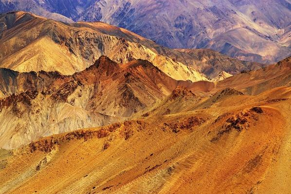 Ladakh Landscape Leh, Kashmir, India | Earth's Surface