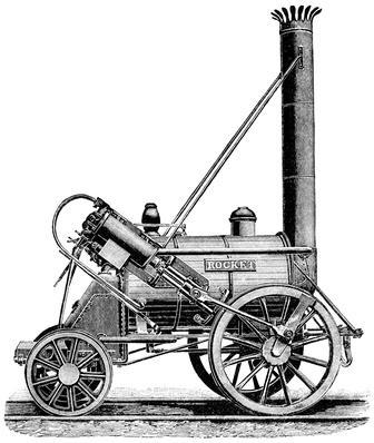 Rocket | Industrial Revolution