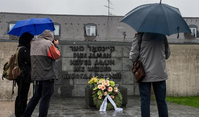 70th Anniversary Of The Liberation Of The Dachau Concentration Camp | Remembering the Holocaust
