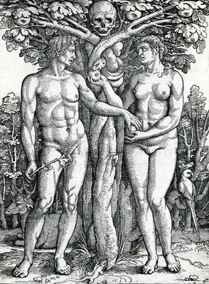 The Fall of Adam and Eve, c.1525-27
