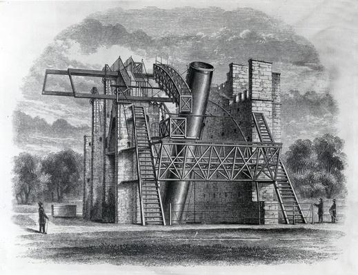The Rosse Telescope, 1845