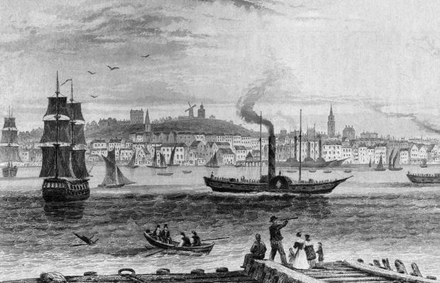 Gravesend, Kent, c.1830