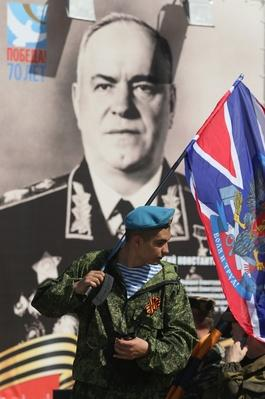 Moscow Prepares For WW2 Victory 70th Anniversary Celebration | World War II