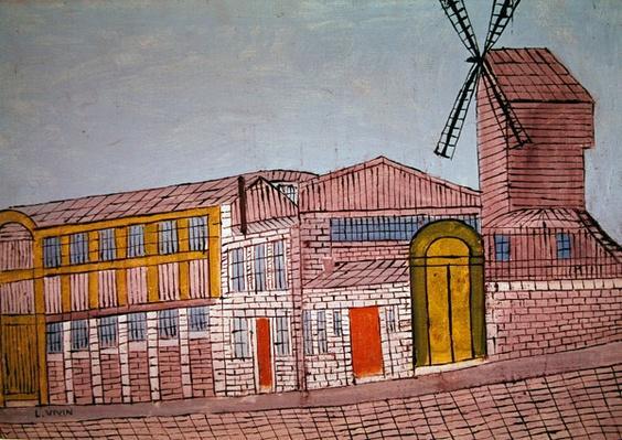 Le Moulin de la Galette, 1926