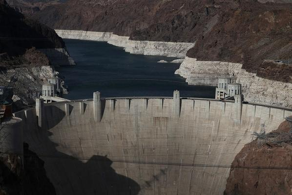 Lake Mead At Historic Low Levels Amid Drought In West | Human Impact on the Physical Environment | Geography