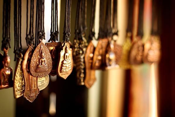 Buddha Medallions | World Religions: Buddhism
