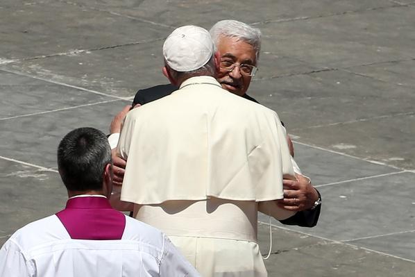 Pope Leads A Canonisation Ceremony | Palestine-Israel Conflict