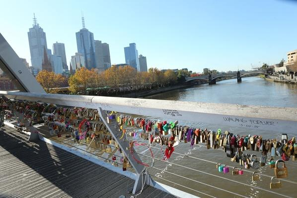Southgate Footbridge Lovers Padlocks To Be Removed Amid Safety Concerns | Human Impact on the Physical Environment | Geography