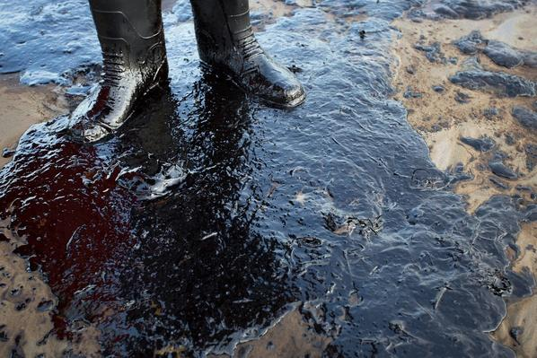 Ruptured Pipeline Spills Oil Along Santa Barbara Coast | Earth's Resources