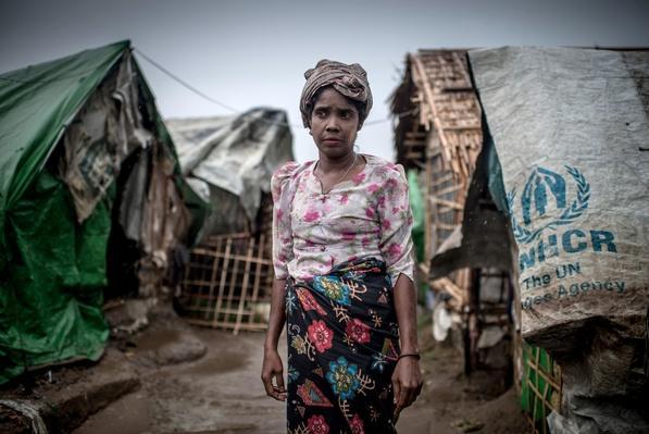 Myanmar's Rohingya Population Struggle On After Mass Exodus | Conflicts: Burma