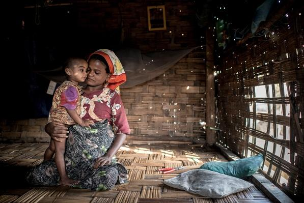 Myanmar's Rohingya Population Struggle On After Mass Exodus | Conflicts: Burma