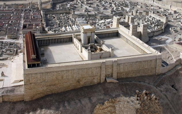 ancient Jerusalem and second temple | World Religions: Judaism