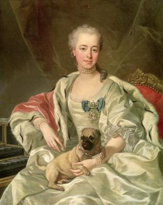 Princess Ekaterina Golitsyna