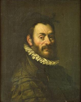 Portrait of Giambologna