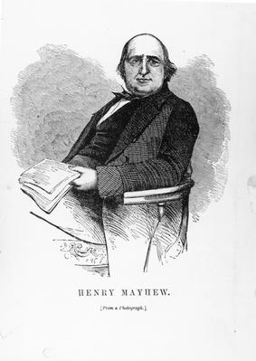 Henry Mayhew, illustration from 'London Labour and the London Poor', edition published 1861