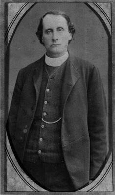 Rev. Charles Kingsley
