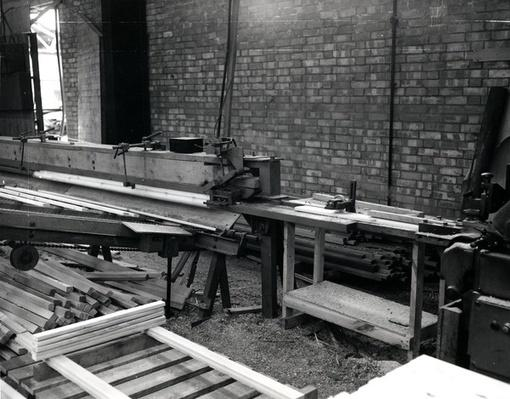 Woodworking, c.1960