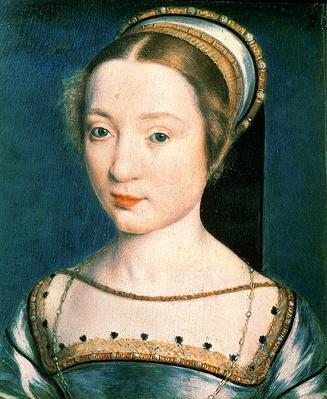 Portrait of Queen Claude
