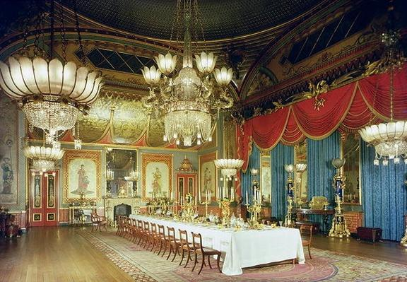 The Banqueting Room, 1815-23