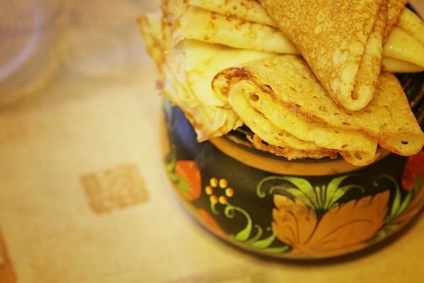 National dish of pancakes | Exploring International Cuisine