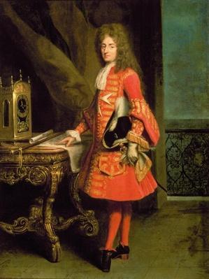 Portrait of a Cavalier, 1700