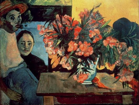 Te Tiare Farani by Gauguin, Paul (1848-1903)