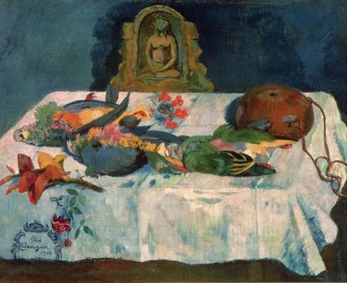 Still Life with Parrots, 1902