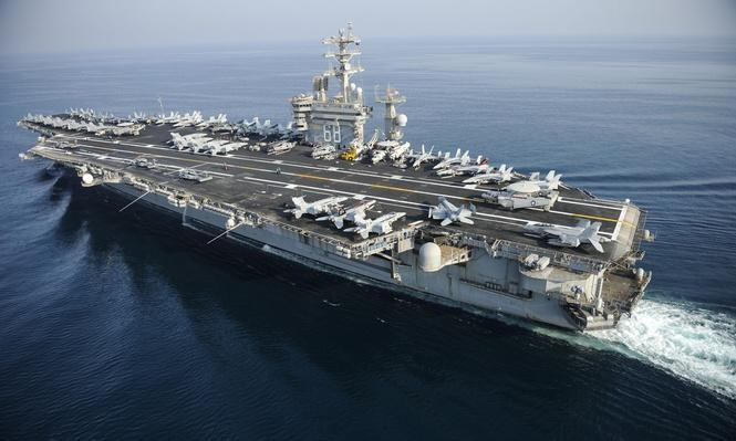 The Aircraft carrier USS Nimitz (CVN-68) | The Evolution of Military Aviation