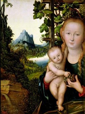 Madonna and Child, c.1525