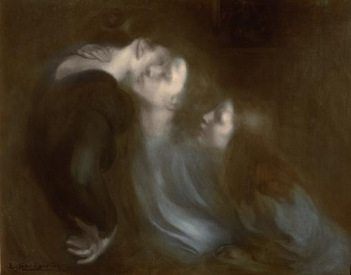 Her Mother's Kiss, 1890s
