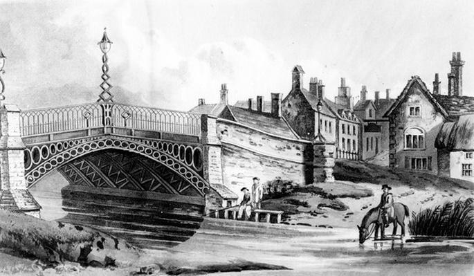 Newport Pagnell, Bucks, 1819