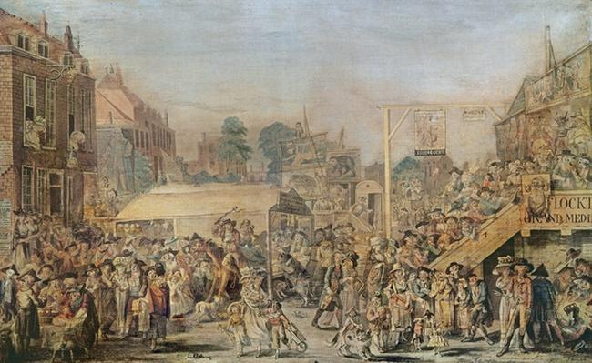 Edmonton Statute Fair, 1788