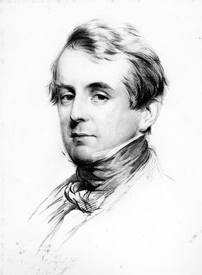 Sir William Heathcote, engraved by Joseph Brown, 1847