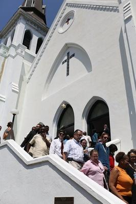 Charleston In Mourning After 9 Killed In Church Massacre | Civility & Brutality | The 20th Century Since 1945: Civil Rights & the New Millennium