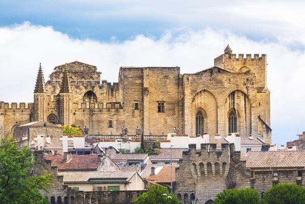 City of Avignon, Provence, France, Europe | UNESCO World Heritage Site