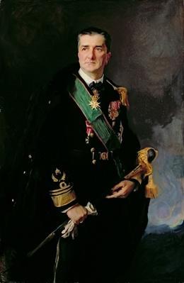Miklos Horthy de Nagbanya
