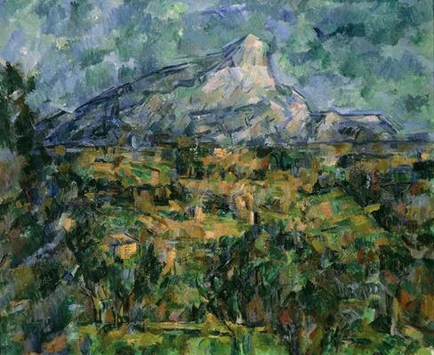 Mont Sainte-Victoire, 1904-05