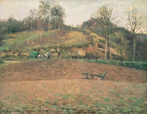 Ploughland, 1874