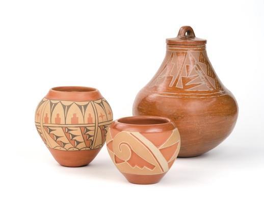 Native American Pueblo Pottery | Native American Civilizations | U.S. History
