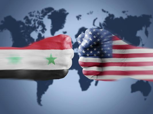 USA x Syria | Conflicts: Syria
